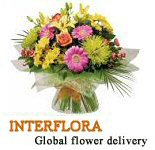 Send Flowers with Interflora